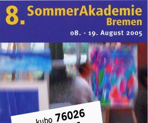 8. Sommerakademie Bremen