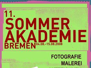 11. Sommerakademie Bremen