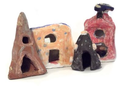Keramikkurs: Stadt Land Fluss