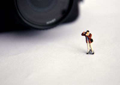 Fotografie-Workshop zur Ausstellung 'Himmel über B' von Edith Pundt
