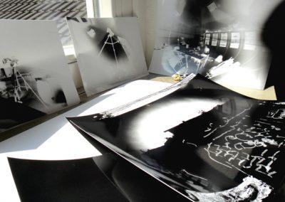 Leporellos – die Kunst im Zickzack
