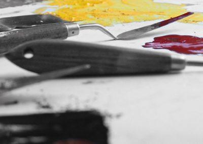 Eitempera – Auch eine Geschichte der Malerei