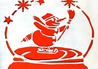 Weihnachtsdruck