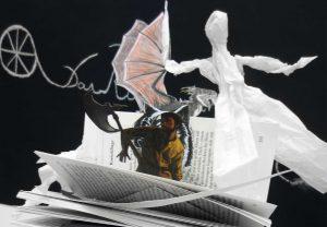 Papier und Pappe in der Kunst
