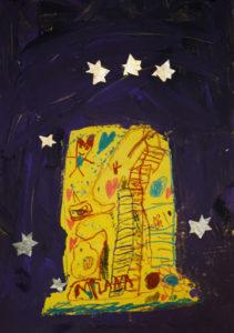 Kunst im Atelier für Kindergruppen