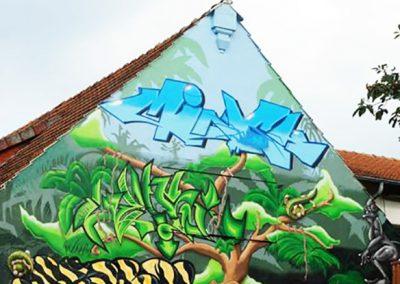 Mural Art – Wandbild/Graffiti/Kunst