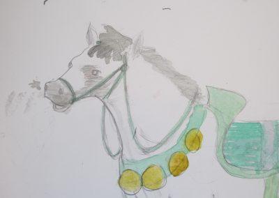 Tiergeschichten – Getuscht und gezeichnet