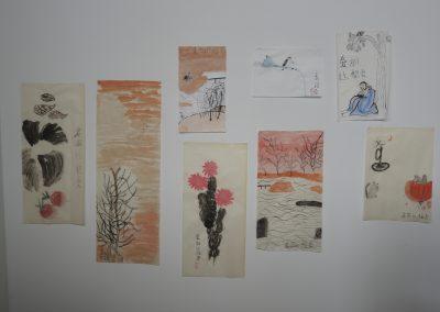 Der sprechende Pinsel – Chinesische Tuschemalerei