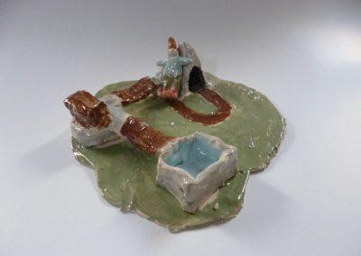 Jeden-Tag-Skulpturen – Keramikwerkstatt im KUBO