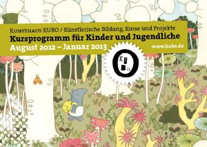 Programmheft August 2012 bis Januar 2013