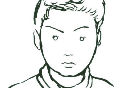 Portraitzeichnen