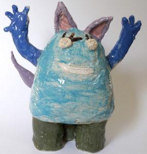 Fantastische Welten – Keramikwerkstatt im KUBO