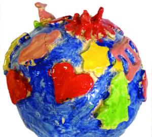 Willkommen auf der Erde! – Keramikwerkstatt im KUBO