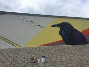 Vielversprühend – Mural Art