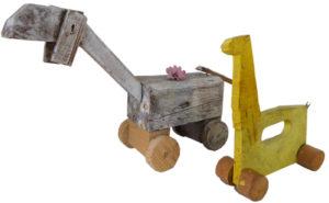 * Holzwerkstatt – Wo ist der Esel?  In der BUND-Kinderwildnis