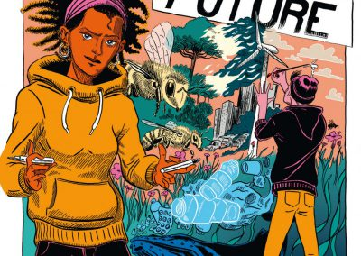 DRAWING FUTURE – Ein Projekt für Comic-Lover