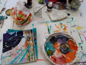 urban farbflow –  Die Grundlagen des künstlerischen Arbeitens