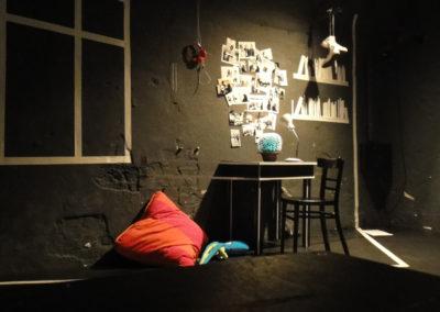 Bühnenbild Werkstatt