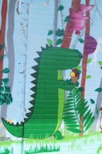 Schnee von Gestern & Lack von Morgen Graffitiworkshop
