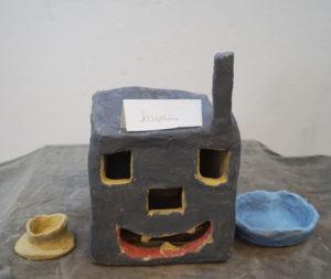 Präsentation: LICHTOBJEKTE – Keramikwerkstatt