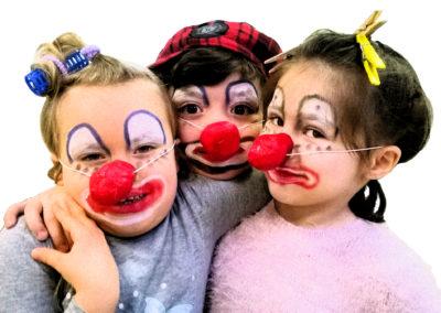 Von Clowns und anderen Artist*innen / Zirkus