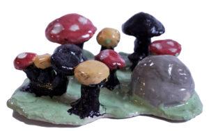 Pflanzen und andere Spezies / Keramikwerkstatt