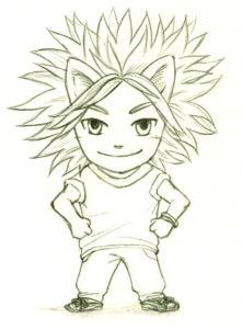 Sternzeichen  /  Manga – Charaktere zeichnen